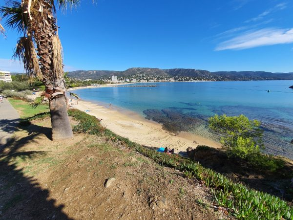 Wasser und Strand